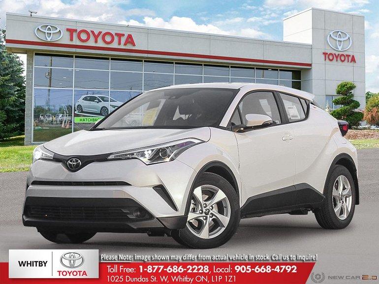 2019 Toyota C-HR XLE/LE/LIMITED