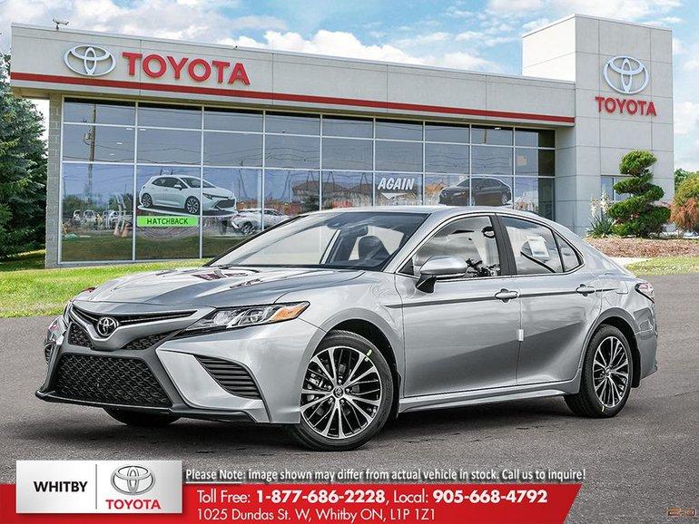 2019 Toyota CAMRY L/LE/XLE/SE/XSE EA20