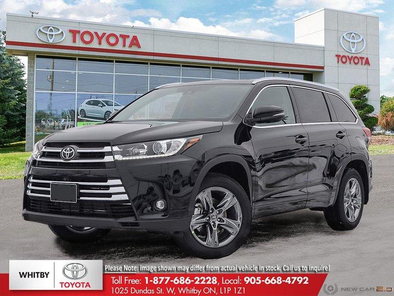 2019 Toyota HIGHLANDER LIMITED/LTD PL LA20