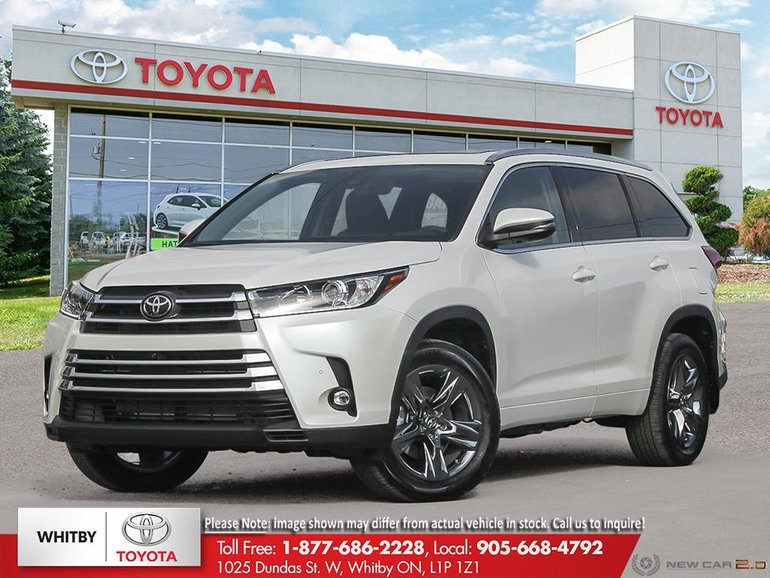 2019 Toyota HIGHLANDER LTD AWD LA20