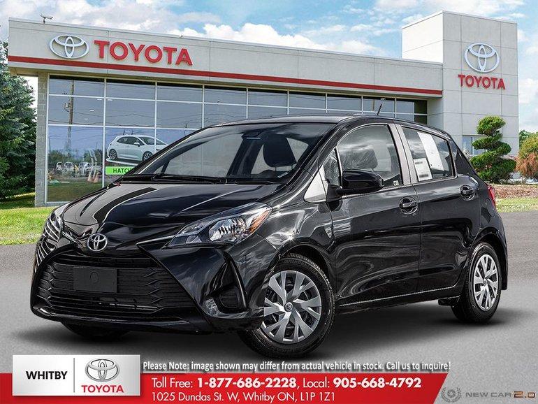 2019 Toyota YARIS HATCHBACK 5DR SE 4A SE