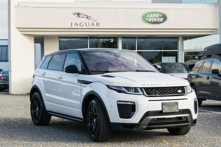 Land Rover Kelowna >> Used 2016 Land Rover Range Rover Evoque Hse Dynamic 49958 0
