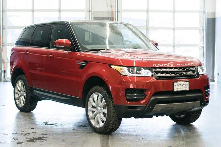 Land Rover Kelowna >> Used 2014 Land Rover Range Rover Sport V6 Se 46313 0