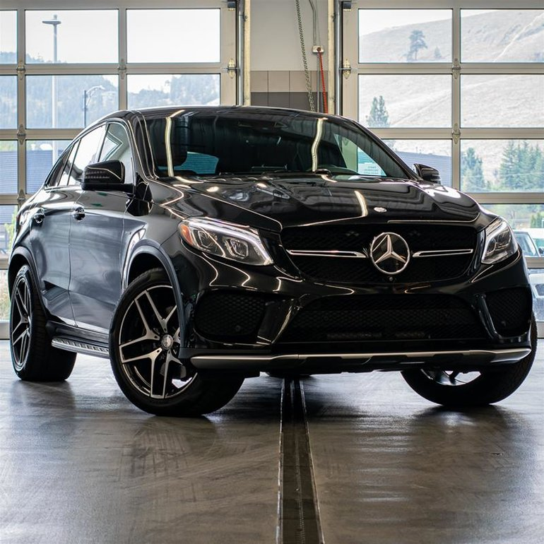 2016 Mercedes-Benz GLE450 AMG 4MATIC Coupe
