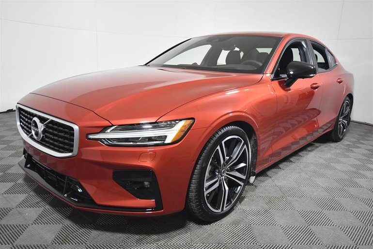 New 2019 Volvo S60 T6 AWD R-Design - $68053.0 | Volvo Cars ...