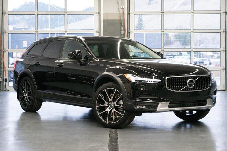 Black Book Trade In >> New 2019 Volvo V90 Cross Country T6 AWD - $76143.0   Volvo ...