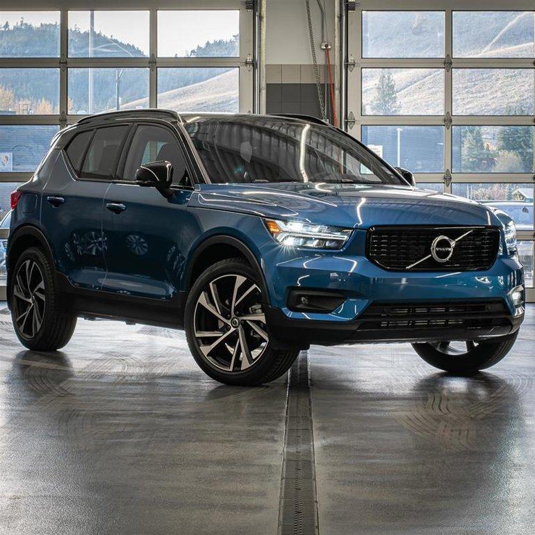 New 2020 Volvo XC40 R-DESIGN - $54288.0   Volvo Cars Kelowna