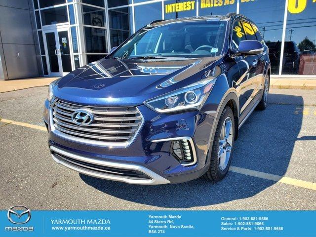 Yarmouth Mazda Pre Owned 2017 Hyundai Santa Fe Xl Limited For Sale