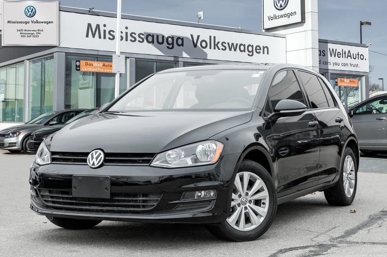 2015 Volkswagen Golf 1.8 TSI Comfortline/BACK UP CAM / HEATED SEATS