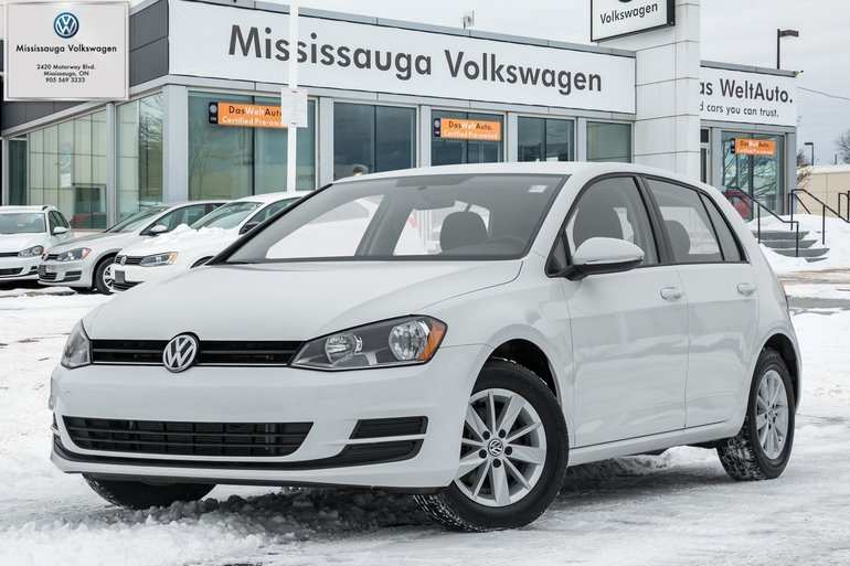 2015 Volkswagen Golf 1.8 TSI Trendline/LOW KMS/BLUETOOTH