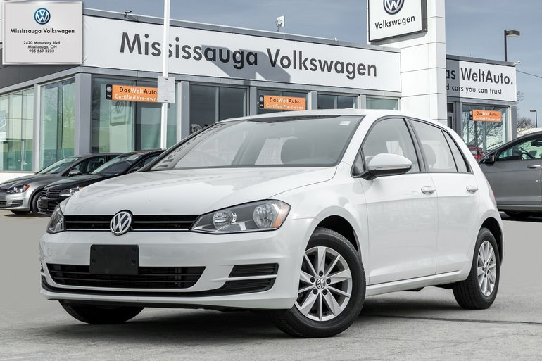 2015 Volkswagen Golf 1.8 TSI Trendline/LOW KMS !!!