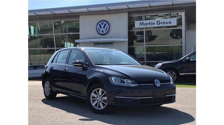 2018 Volkswagen Golf Trendline *DEMO*