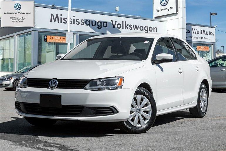 2014 Volkswagen Jetta 2.0L Trendline+ A/C P/W PL