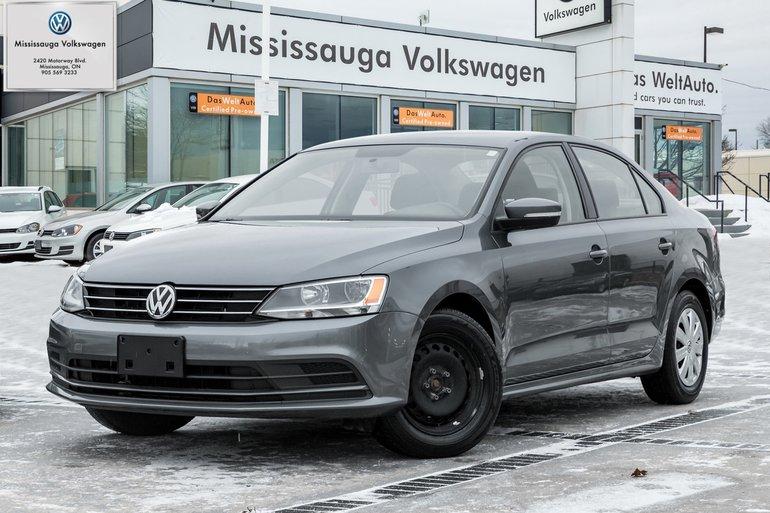 2015 Volkswagen Jetta 2.0L Trendline+ CPO rates from 0.9%