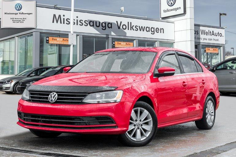2015 Volkswagen Jetta 2.0L Trendline+/BACKUP CAM/SUNROOF