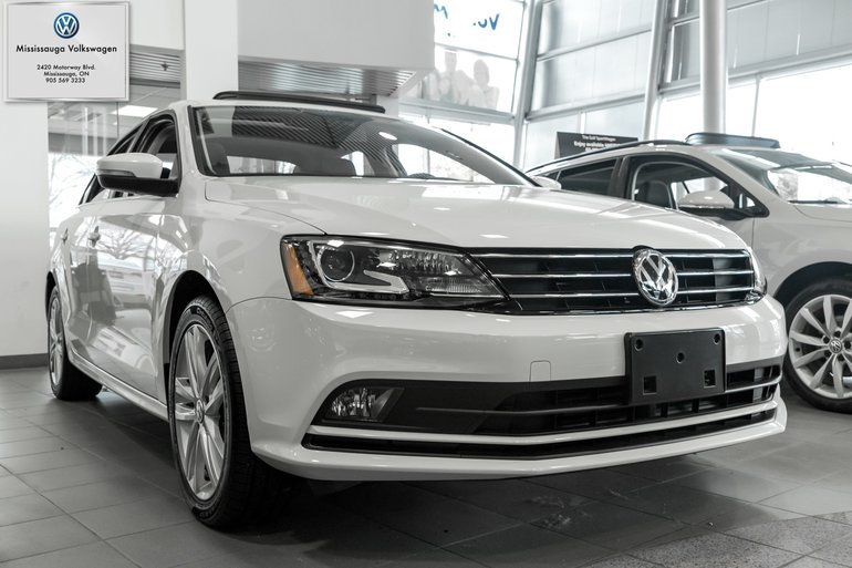 2017 Volkswagen Jetta 1.8 TSI Highline/DEMO/ROOF/NAVI