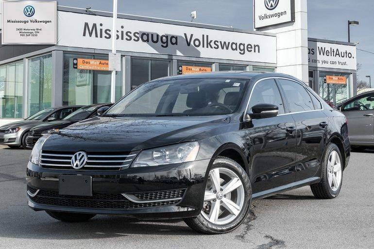 2015 Volkswagen Passat 1.8 TSI Comfortline