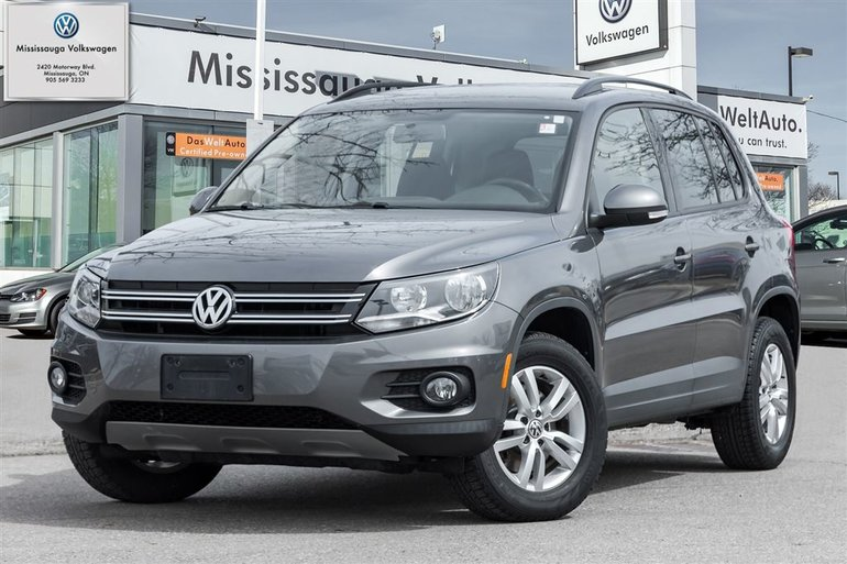 2014 Volkswagen Tiguan Trendline/HEATED SEATS/BLUETOOTH