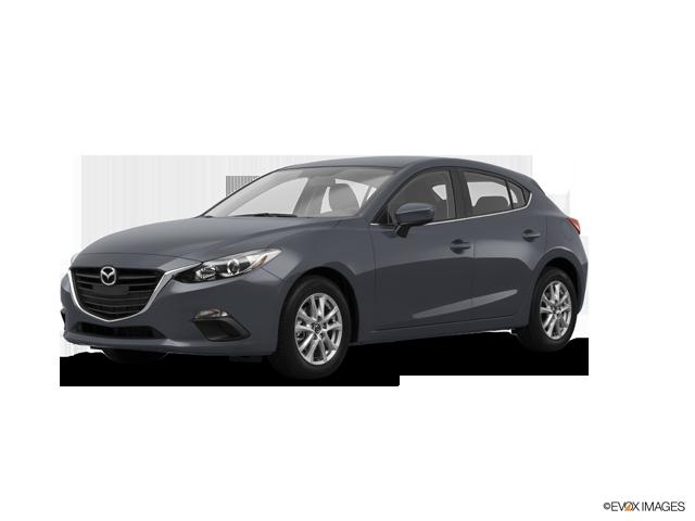 2015  Mazda 3 sport GS