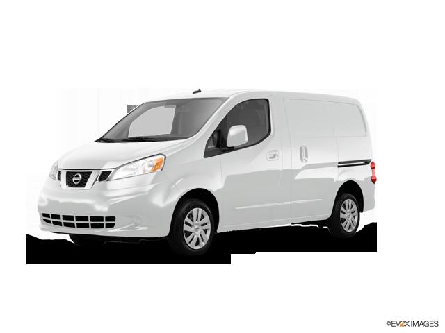 2015 Nissan NV200 Compact Cargo SV