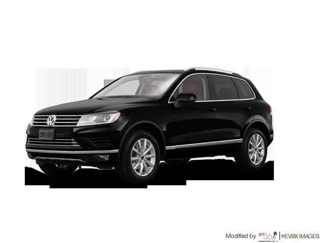 Volkswagen Touareg 4dr AWD 4MOTION 3.0 TDI Comfortline 2016