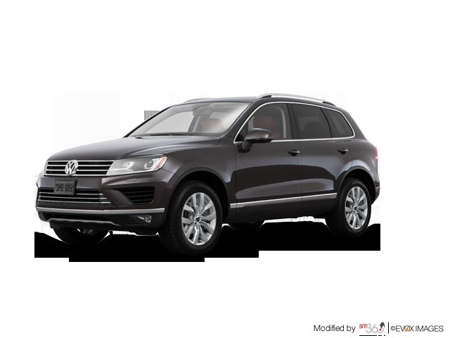 Volkswagen Touareg Execline 3.0 TDI 8sp at w/Tip 4M 2016