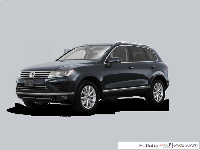 Volkswagen Touareg SPORTLINE 2016