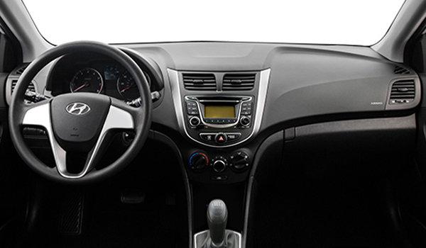 2017 Hyundai Accent L 5 DOOR MANUAL