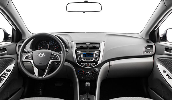 2017 Hyundai Accent GL 4 DOOR AUTO