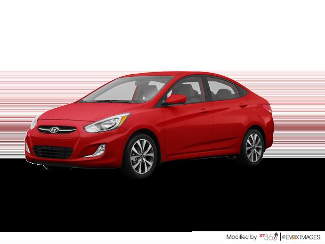 2017 Hyundai Accent GL 1.6L 4 CYL AUTOMATIC FWD 4D SEDAN