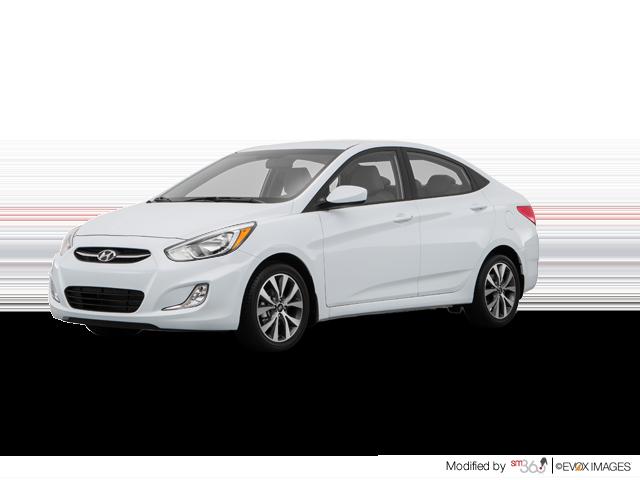 2017 Hyundai Accent SE 4 DOOR AUTO