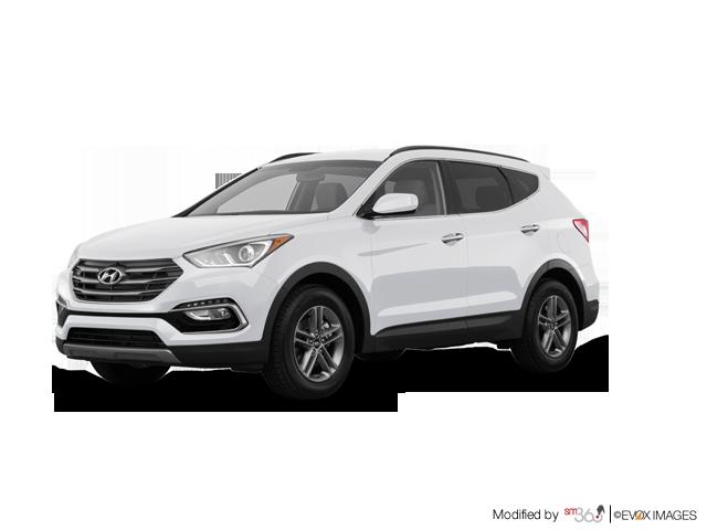2017 Hyundai Santa Fe SPORT LIMITED 2.0L 4 CYL TURBO AUTOMATIC AWD