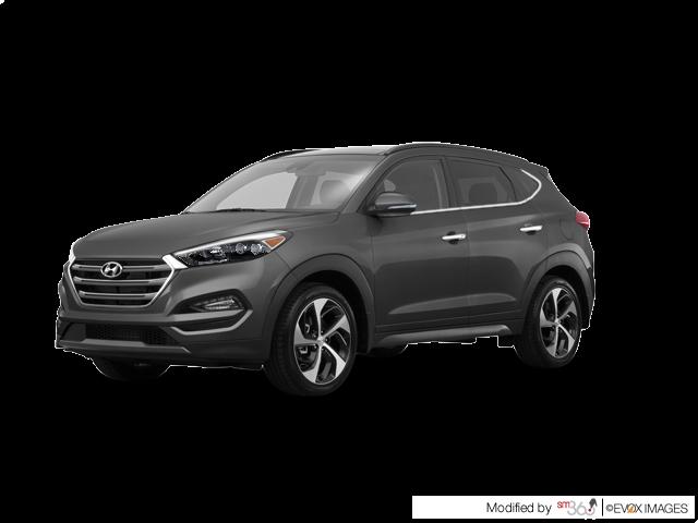 2017 Hyundai Tucson 1.6T LTD