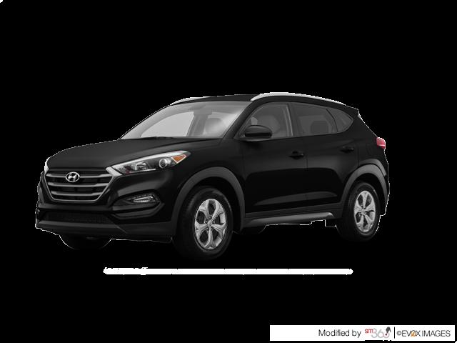 2017 Hyundai Tucson LIMITED 2.0L 4 CYL AUTOMATIC AWD