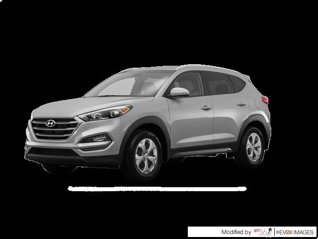 2017 Hyundai Tucson FWD