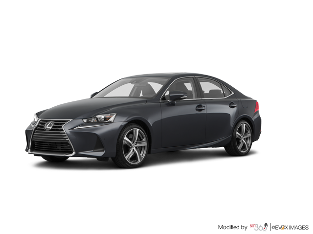 2017 Lexus IS IS-350