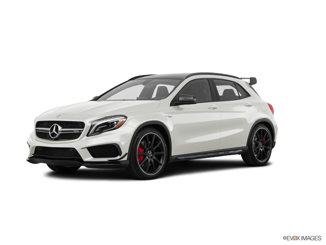 2017 Mercedes-Benz GLA45 AMG 4MATIC SUV
