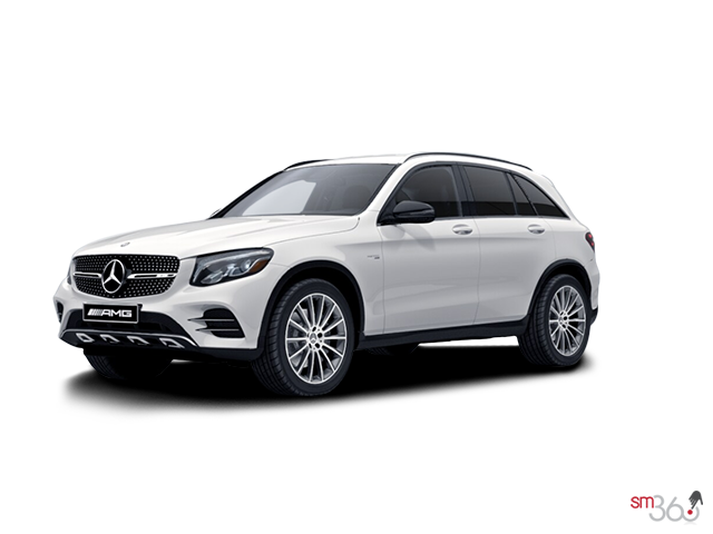 New 2017 GLC43 AMG 4MATIC SUV for Sale - $82642.09 | Mercedes-Benz ...