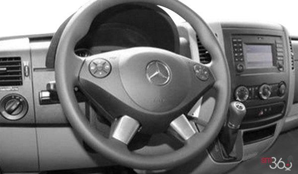 2017 Mercedes-Benz Sprinter V6 2500 Cargo 144