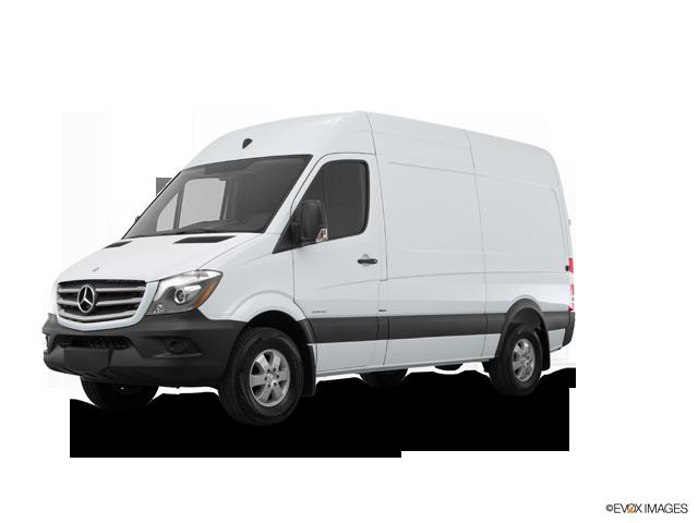 2017 Mercedes-Benz Sprinter V6 2500 Cargo 170