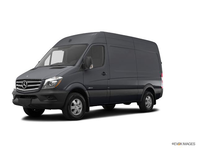 2017 Mercedes-Benz Sprinter V6 2500 Cargo 144