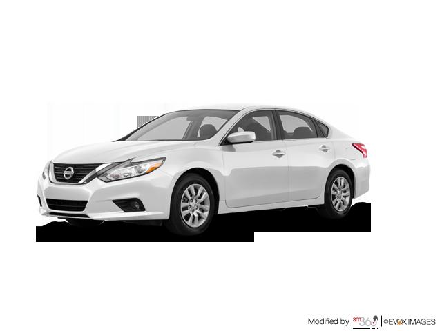 Nissan ALTIMA SEDAN NV10 2017