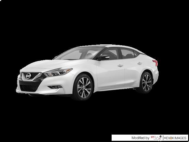 Nissan Maxima AA00 2017