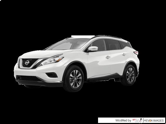 Nissan Murano AWD AA10 2017