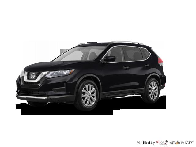 Nissan Rogue AWD PL10 2017