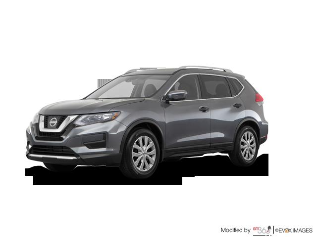 Nissan Rogue AWD AA10 2017