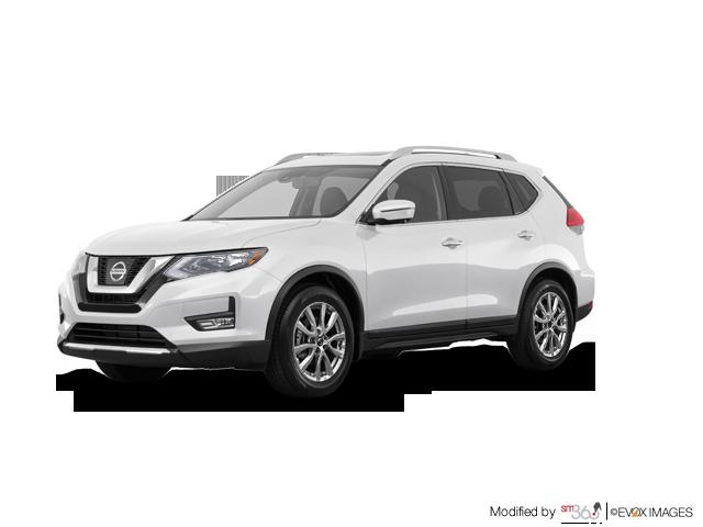 Nissan Rogue AWD SL PLATINE 2017