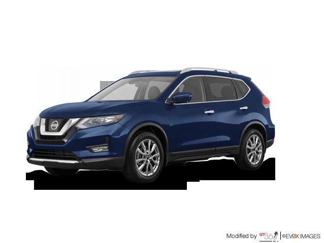 2017 Nissan Rogue FWD