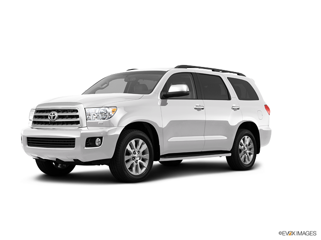 2018 Toyota SEQUOIA 4WD LIMITED 5.7L LE13