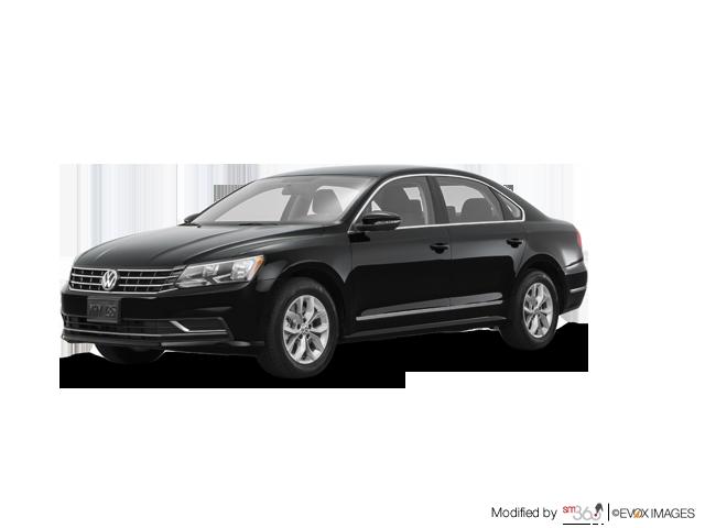 2017 Volkswagen Passat TRENDLINE+